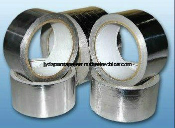 HVAC 30mic Aluminium Foil Tape with Easy Release Liner