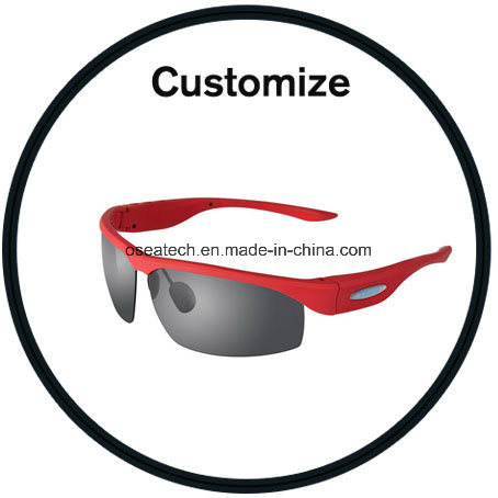 Camera Bluetooth Video Safety Glasses