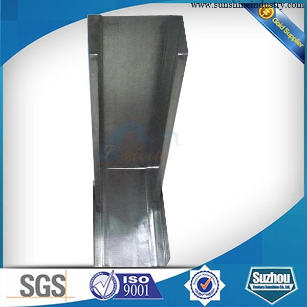 Gypsum Wall (ceiling) Galvanized U and Metal Steel C Profile