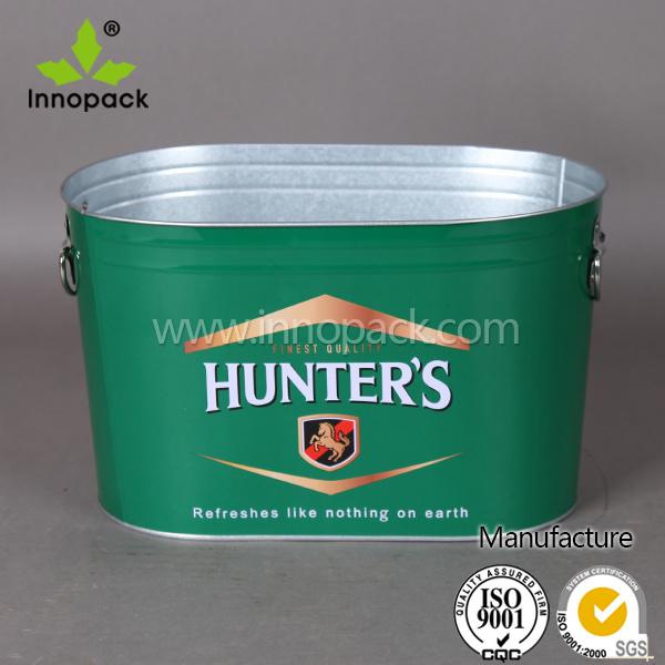 Wholesale Ice Cooler Metal Ice Bucket