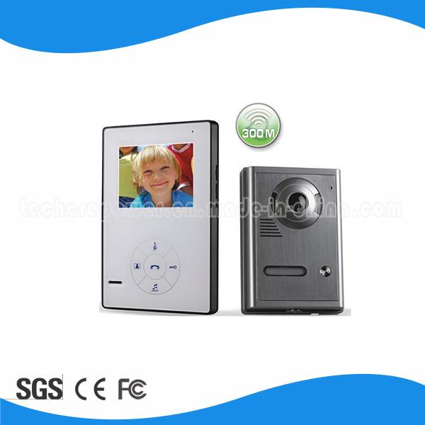 Wireless Video Door Phone Villa Video Intercom System