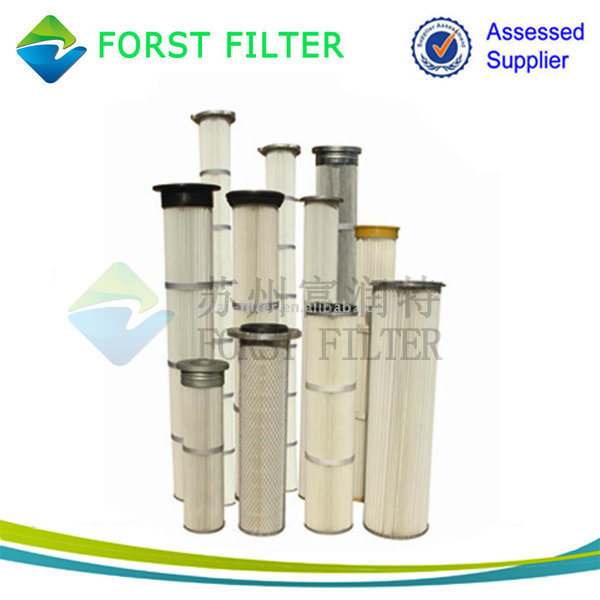 Forst Cylinder Pluse Jet Dust Collector Filters