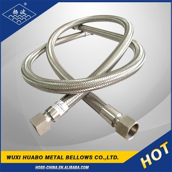 Factory Sale Braided Metal Hose for Pipe Fitting