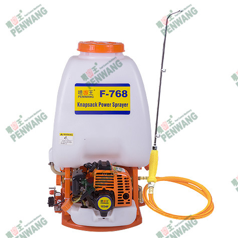 Brass Pump Knapsack Power Sprayer for Agricultural Sprayer (F-768)