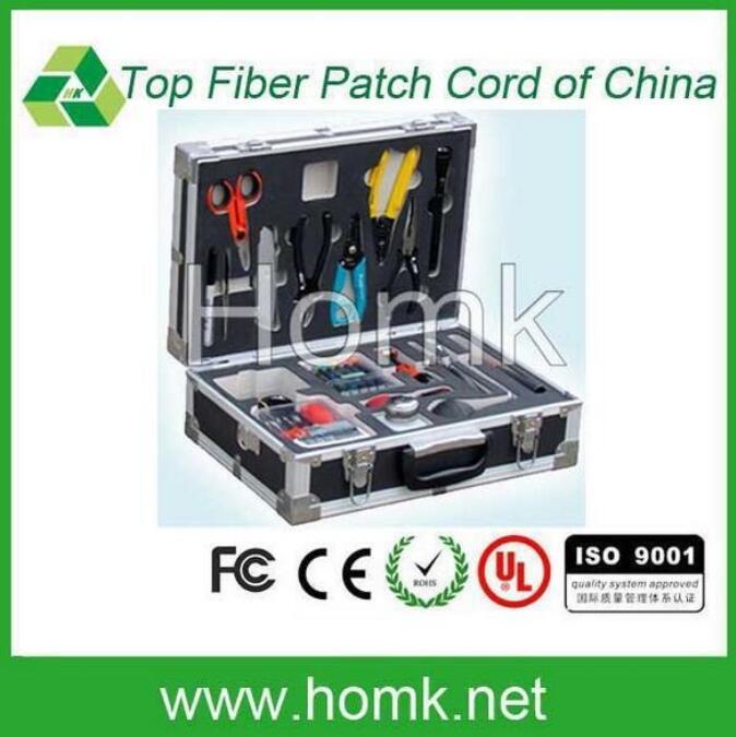 Fiber Optic FTTX Tool Kits