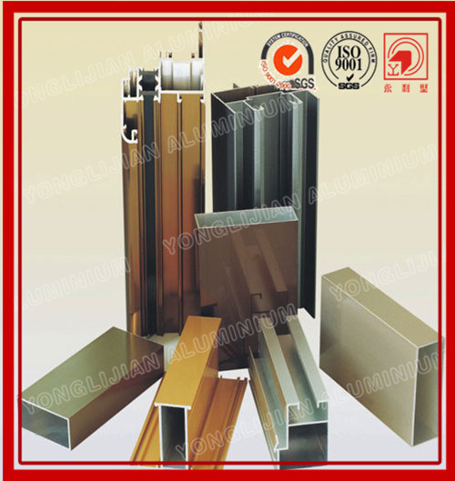 High Quality Aluminium Profiles for Construction, Industry and Decoration