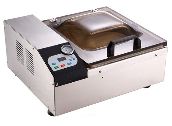 Stainless Steel Chamber Vacuum Sealer (YJS811)