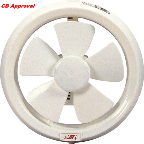 Round Exhaust Fan/PP Plastic Fan