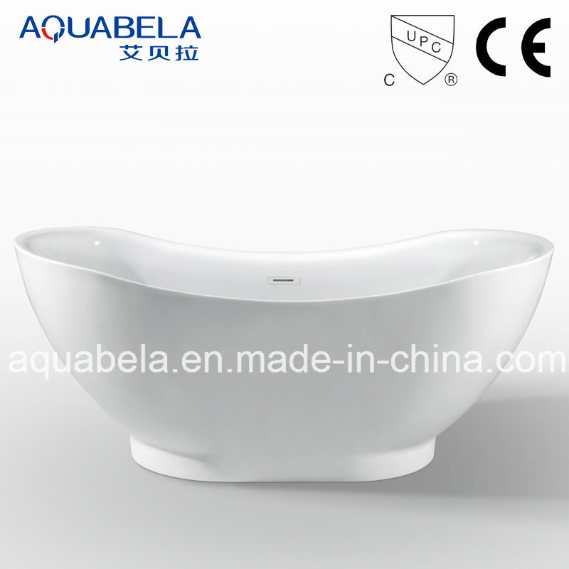 Cupc Approved Acrylic Freestanding Jacuzzi Shower Cabinet Bath Tub