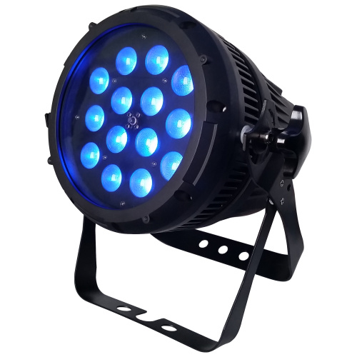 14PCS 15W RGBWA+UV 6in1 LED PAR Zoom Light