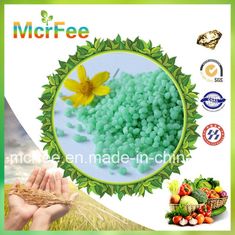 Factory 100% Water Soluble NPK Fertilizer 15-15-15+Te