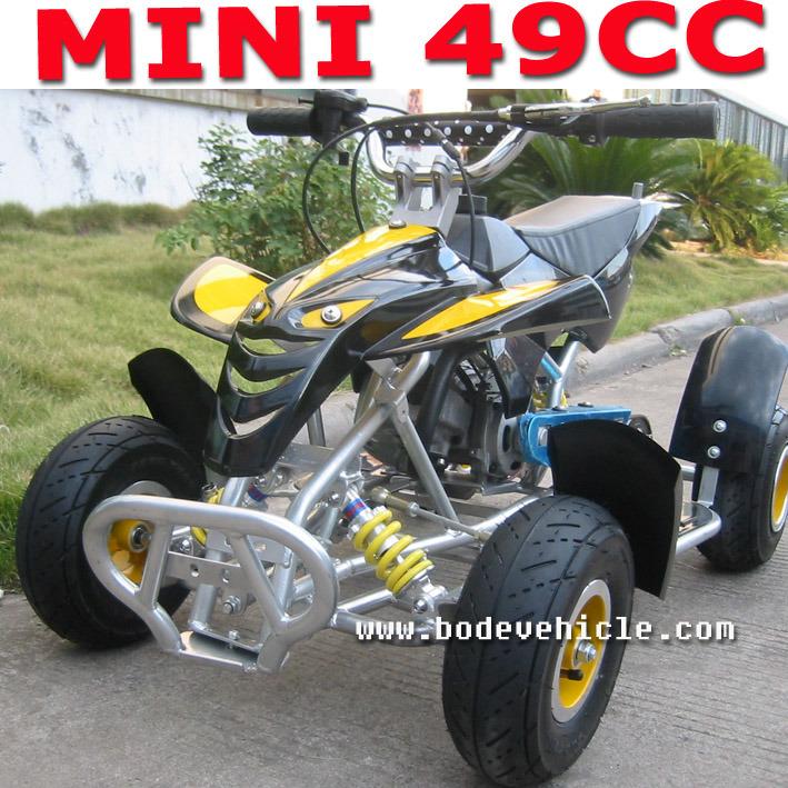 Bode Quantity Assured Kids 49cc Mini Quad ATV for Sale