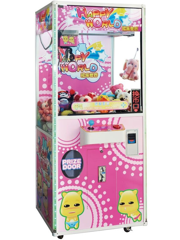 Super Quality Medium Claw Arcade Toy Crane Machine (AS1840)
