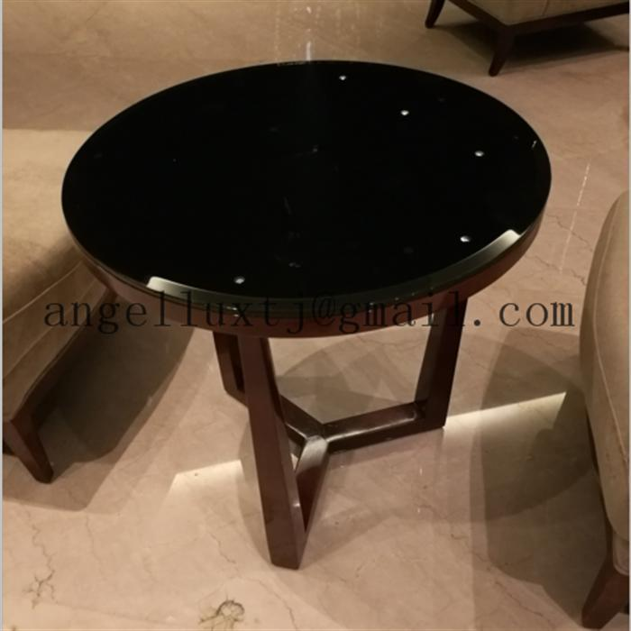 Special Design Living Room 304 Stainless Steel Tea Table Stainless Steel Product