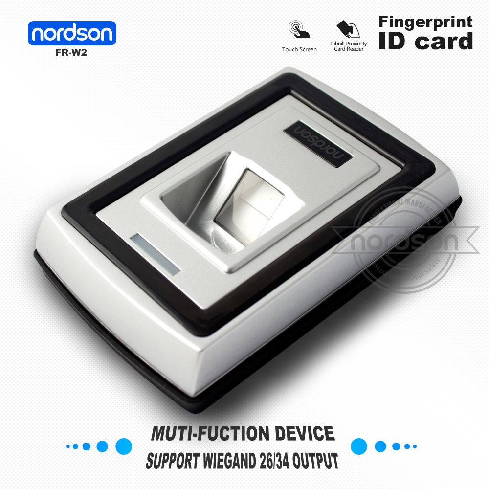 Biometric Fingerprint Reader with Waterproof Access Control