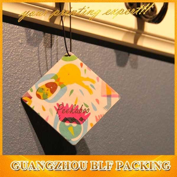 Perfume Sample Paper Cards (BLF-C054)