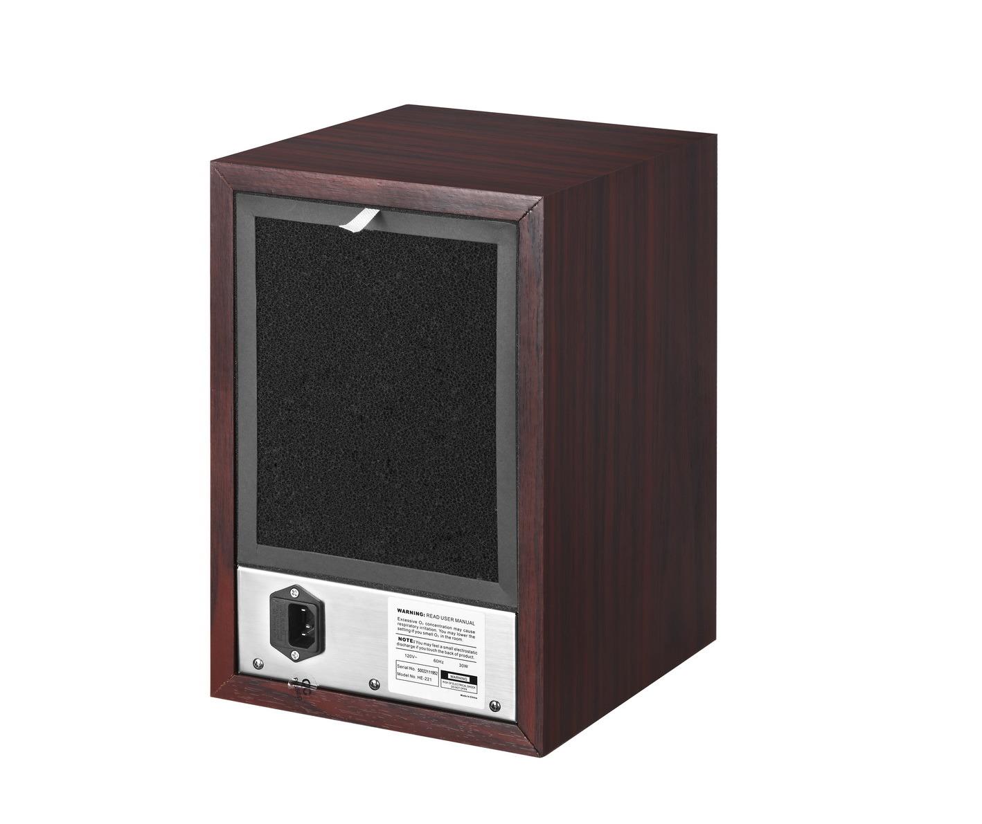Simple HEPA Ionic Air Purifier