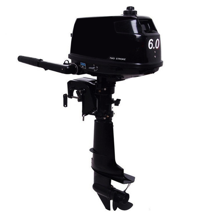 2 Stroke 6HP Outboard Engine for Finshing Boat