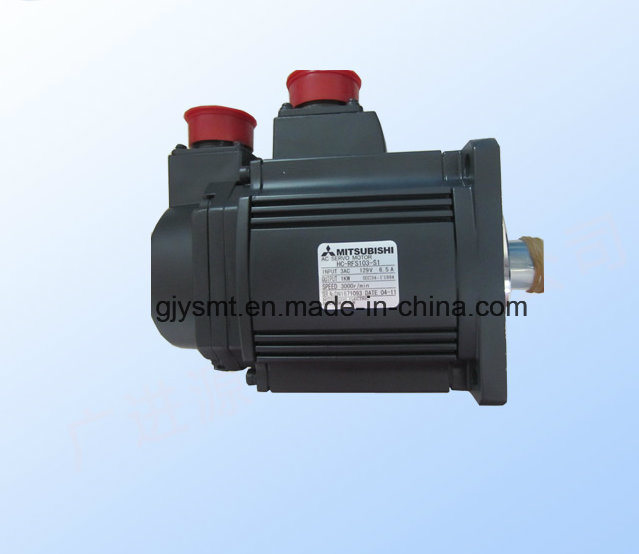 CM402 KXF0CWLAA00 HC-RFS103-S1 AC SERVE motor