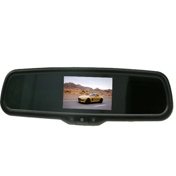 4.3 Inch Car Rear View Backup Camera System