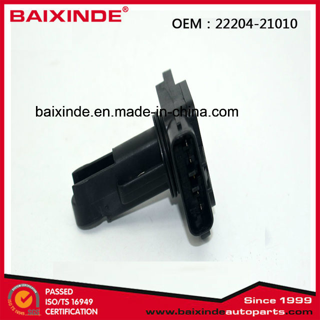 MAF Sensor Mass Air Flow Meter 22204-21010 for Toyota & LEXUS From China Factory Free Sample Wholesale Price