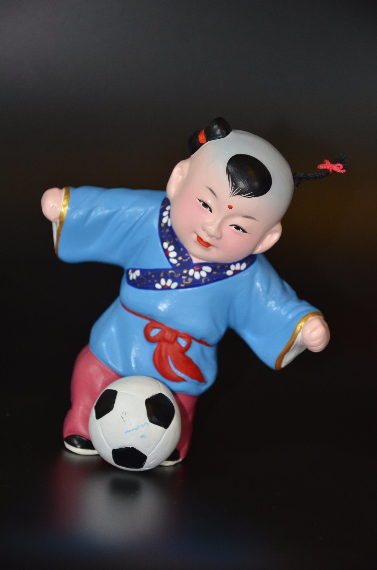 Classic Chinese Baby Clay