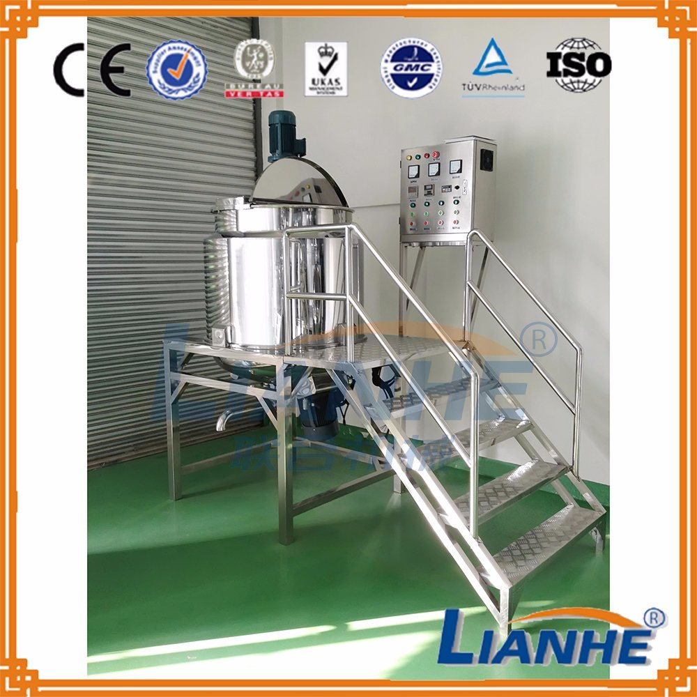 High Quality Liquid Soap/Shampoo Making Machine