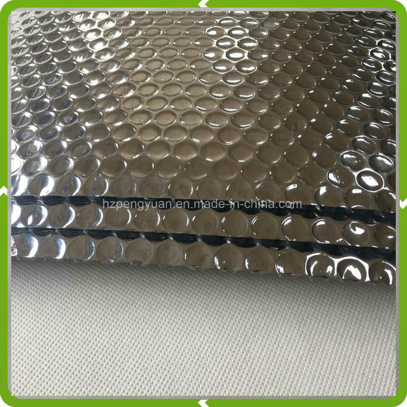 Double Sided Aluminum Foil Bubble for Roof Insulation of Metal Frame Building