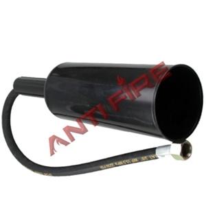 5-9kg CO2 Fire Extinguisher Hose&Horn, Xhl02004