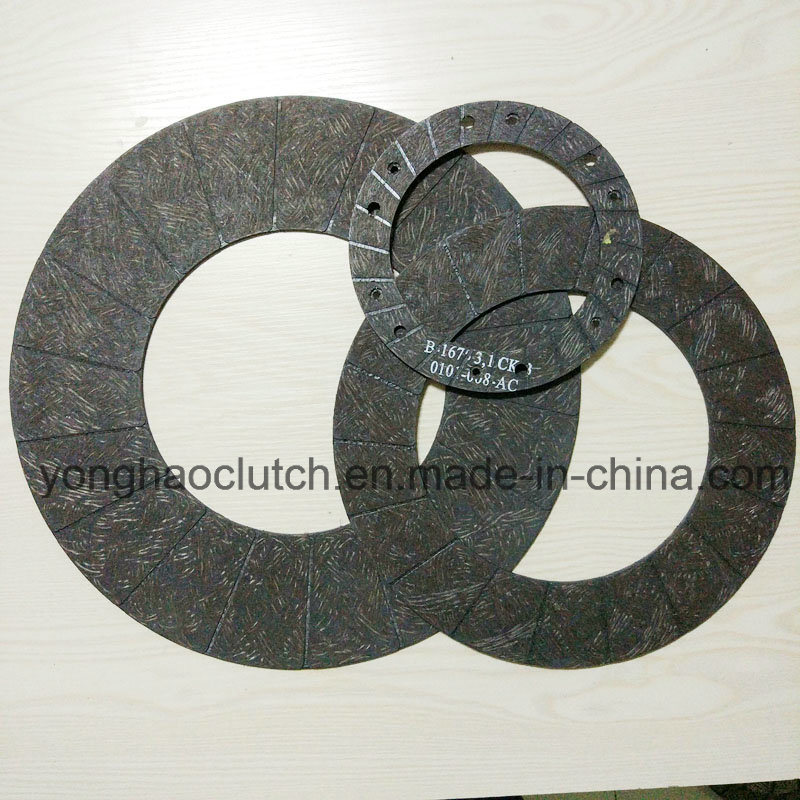 High Quality China Made Non Asbestos Clutch Facing