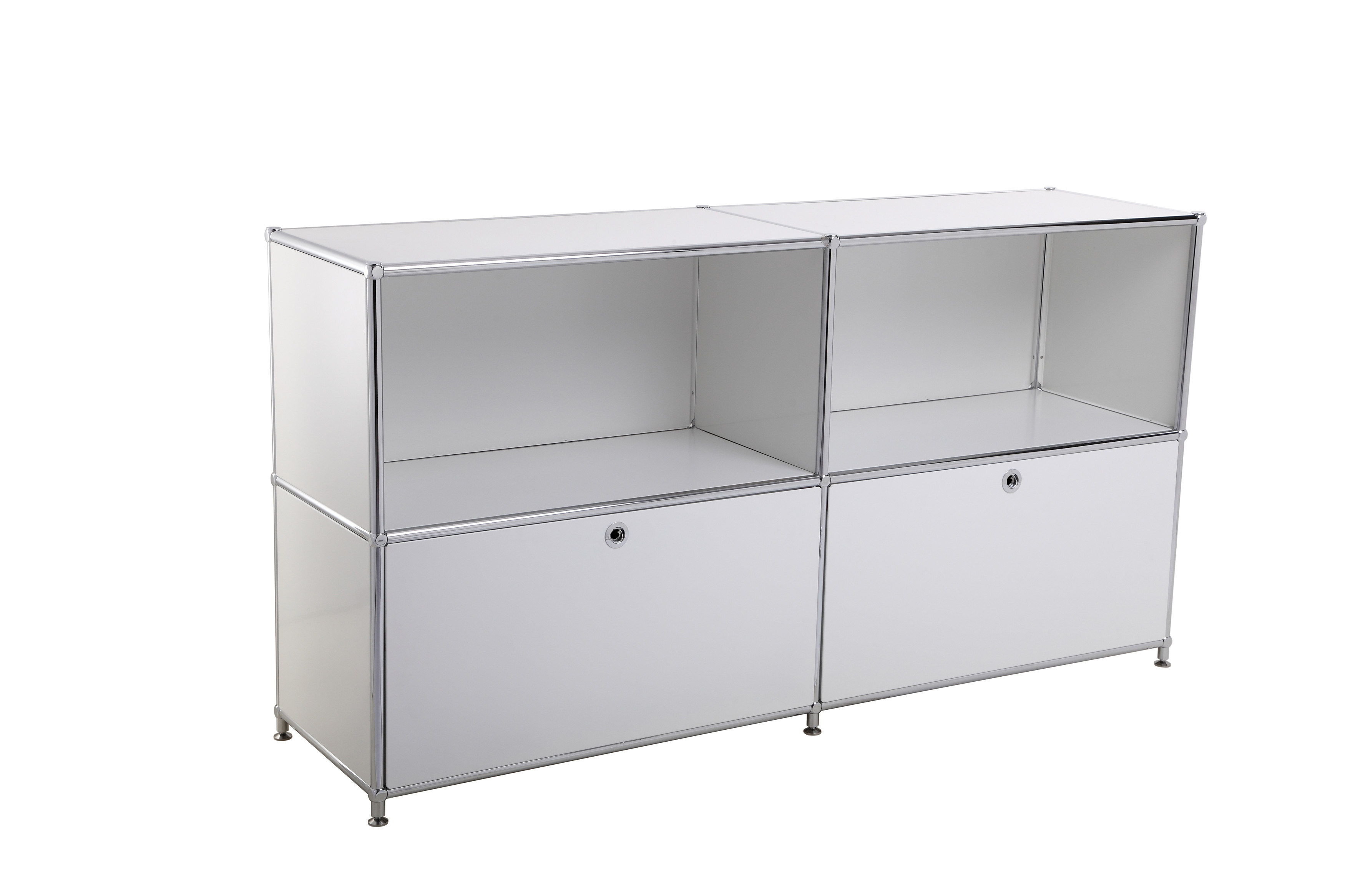 Hot Sale High Quality Steel Simple Filing Cabinet with 2 Drawers