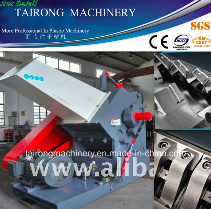 Plastic/PVC/HDPE/PE/PPR Pipe Crusher (2016 New Type)