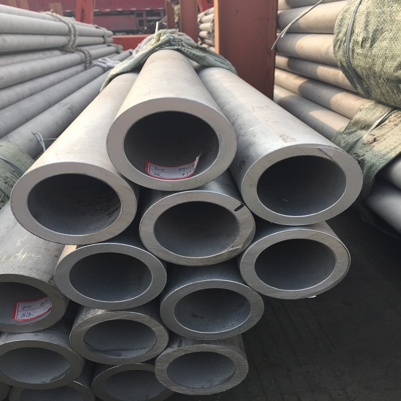 Tp321 Stainless Steel Pipe for Chemical Industry/Pipeline