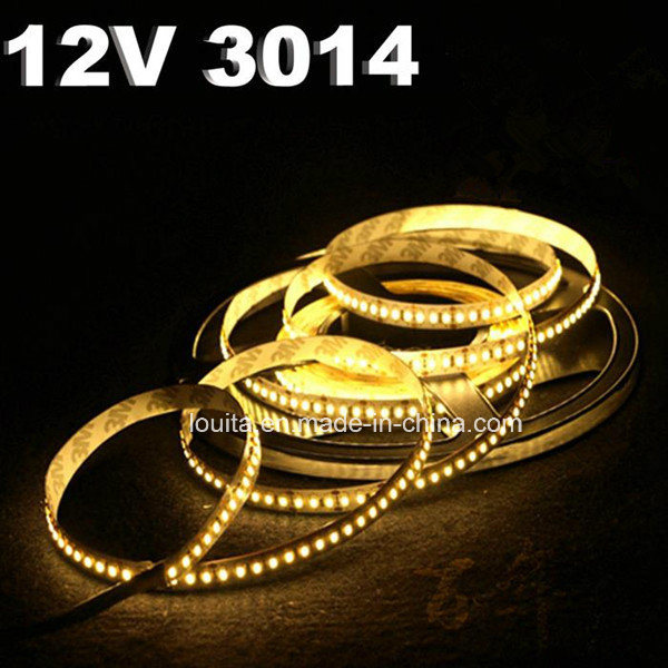 Warm White 3014 Super Brightness LED Flexible Strip