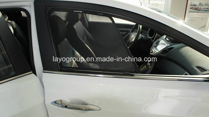 Elantra Side Window Mesh Fabric Steel Wire Sunshade