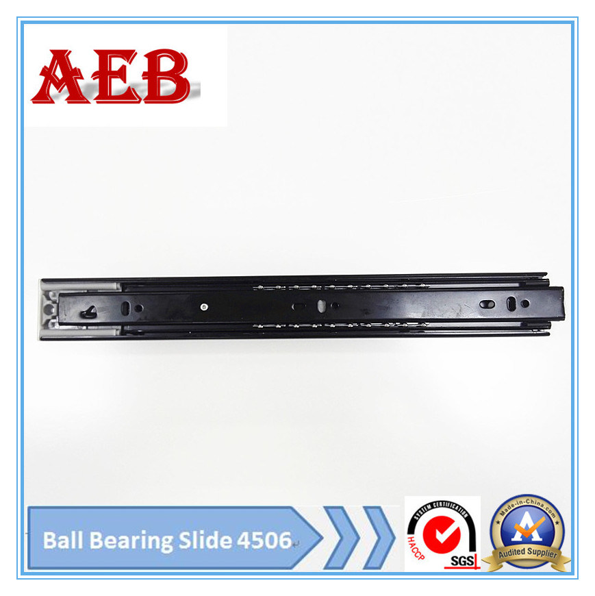 Aeb-45mm Full Extension Drawer Slide with Soft Closing