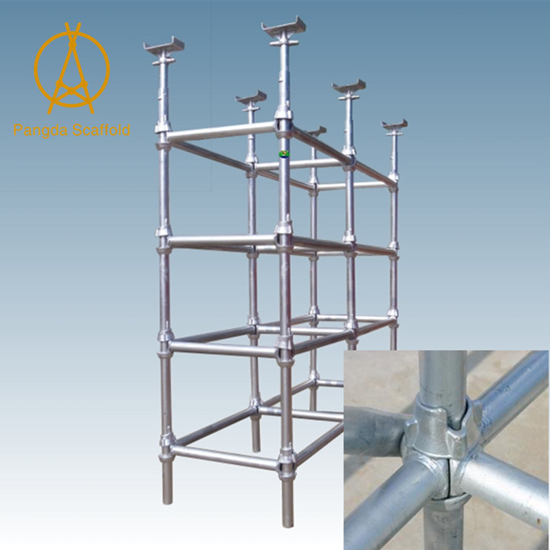 Ready Lock Quick Steel Scaffolding Cup Lock Scaffold