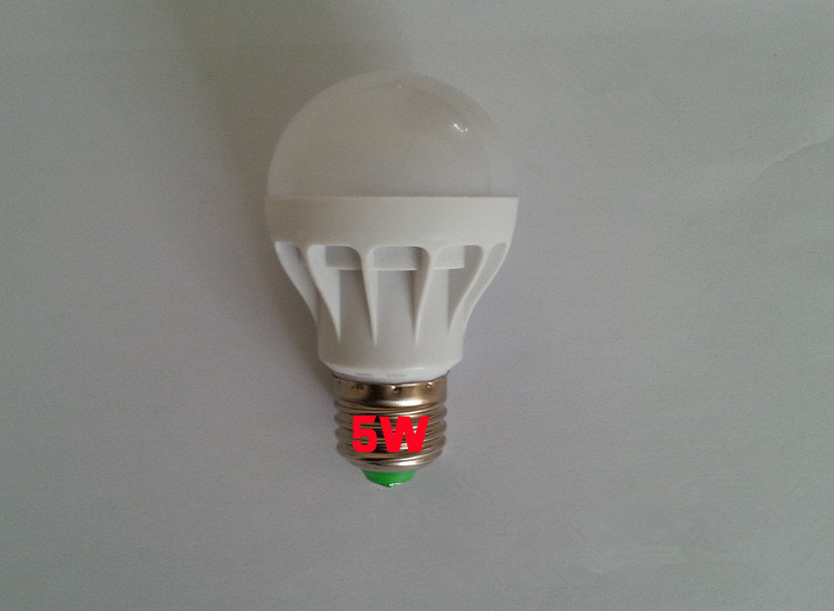 LED High Power Lamp Bulb E14 E27 9W
