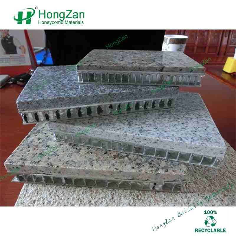 Granite Honeycomb Panel for Exterior Wall Cladding