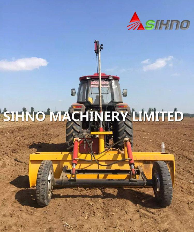 China Supplier Farm Land Leveler/Laser Land Leveling Machine