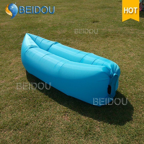 2017 Trending New Premium Air Sofa Inflatable Lounger Sleeping Bag