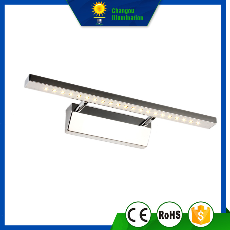 7W Bathroom Waterproof LED Mirror Light
