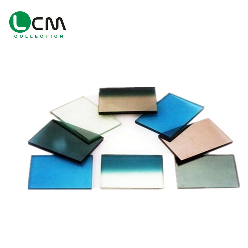 Low-E Clear Tempered Low-E Float Glass for Building Glass / Construction Material