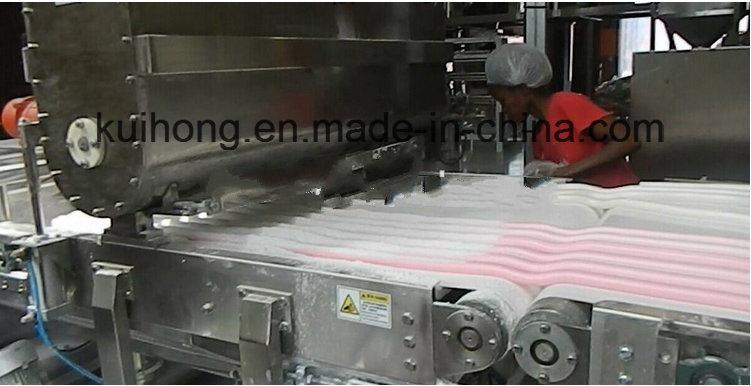 Kh 400 Marshmallow Production Line Machine