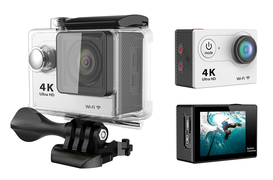 Action Digital Camera Camcorders WiFi Sport DV Waterproof Camera