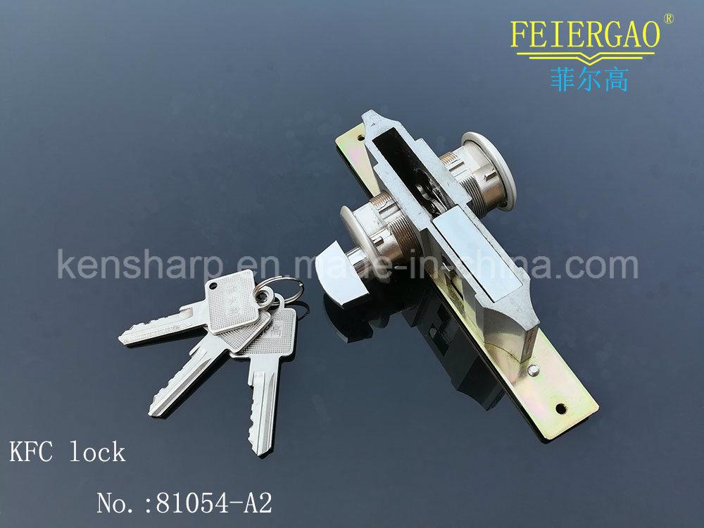 Zl-81054-A2 British Standard Mortice Door Dead Lock