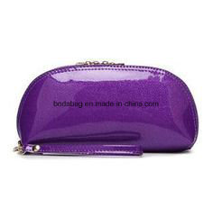 Mini Patent Coin Purses Phone Pocket Clutch Evening Bag (BDMC025)