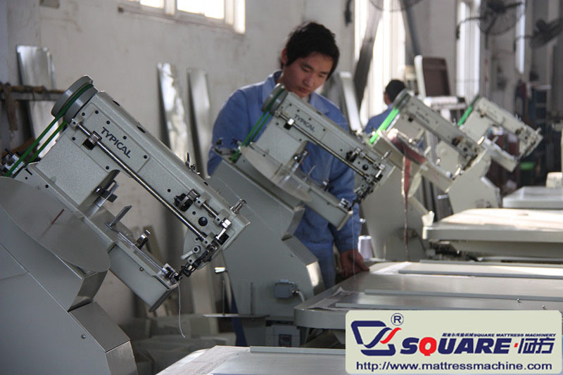 Lockstitch Industrial Sewing Machine for Mattress Tape Edge Machine