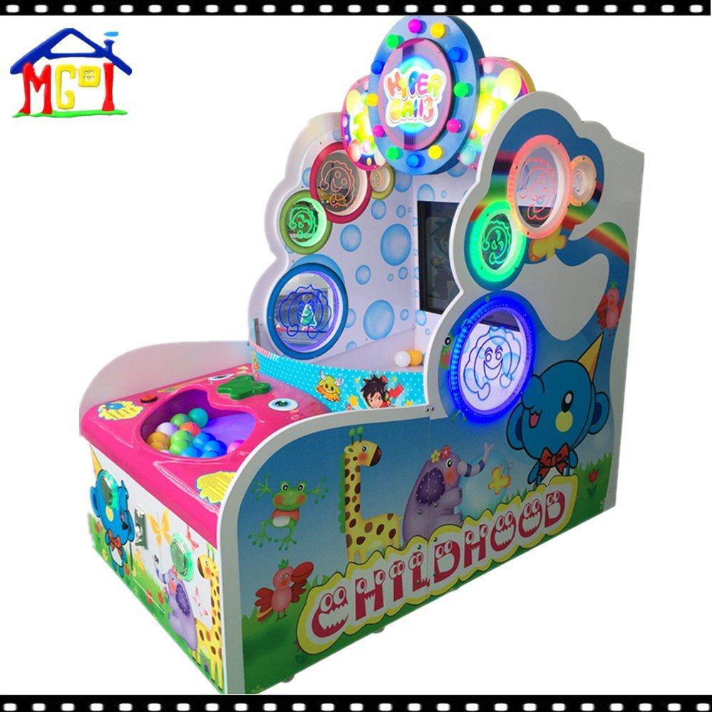 Police Action Kiddie Indoor Amusement Game Machine