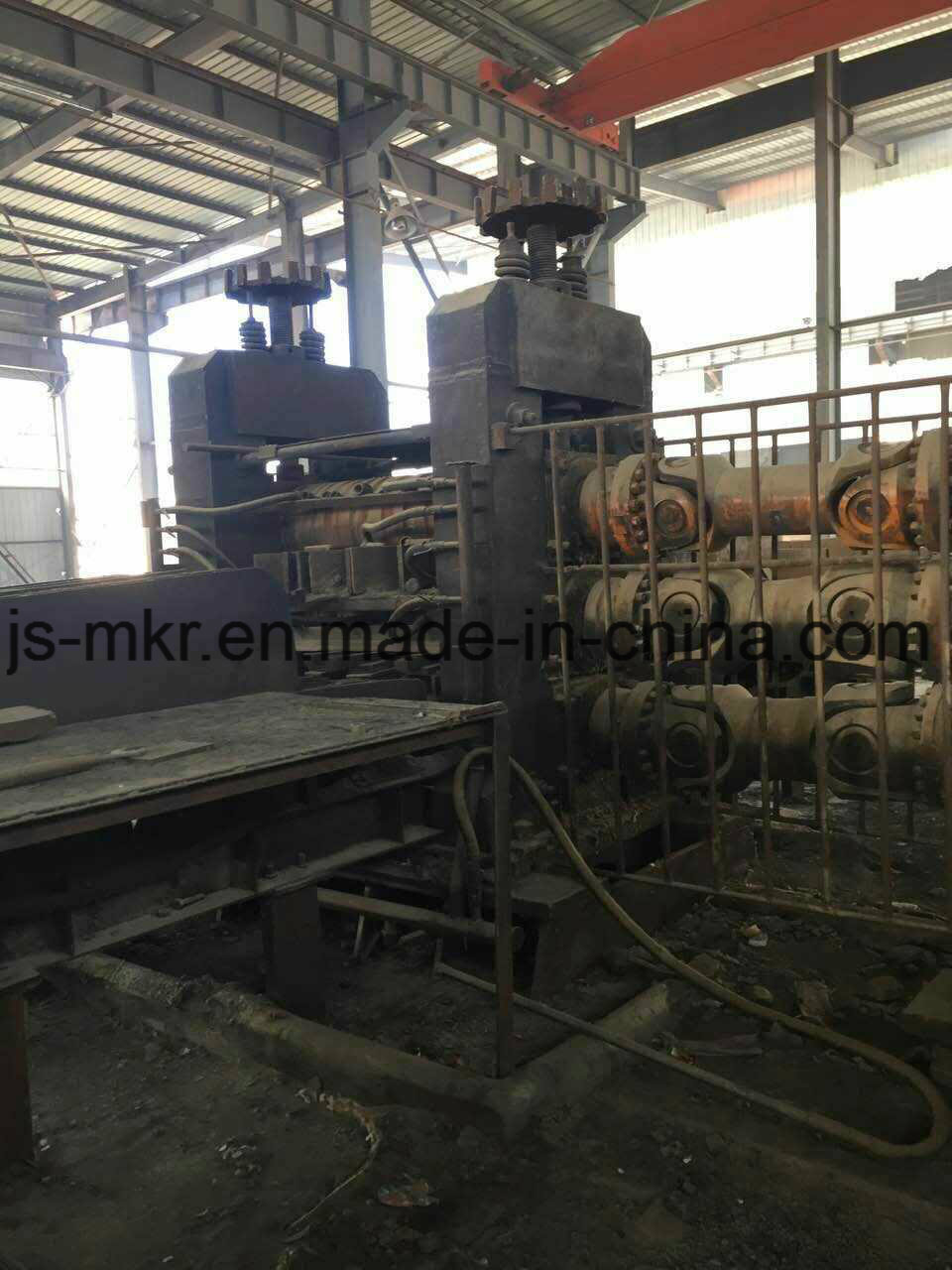 Steel Rolling for Straightening Machine
